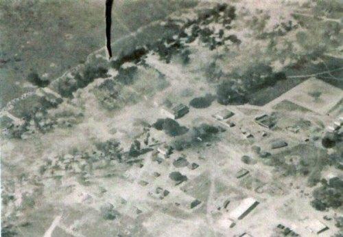 Vista aérea de Cassinga.
